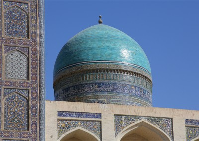 Kuppel der Kalon-Moschee