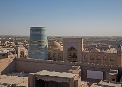 Blick über die Festung
