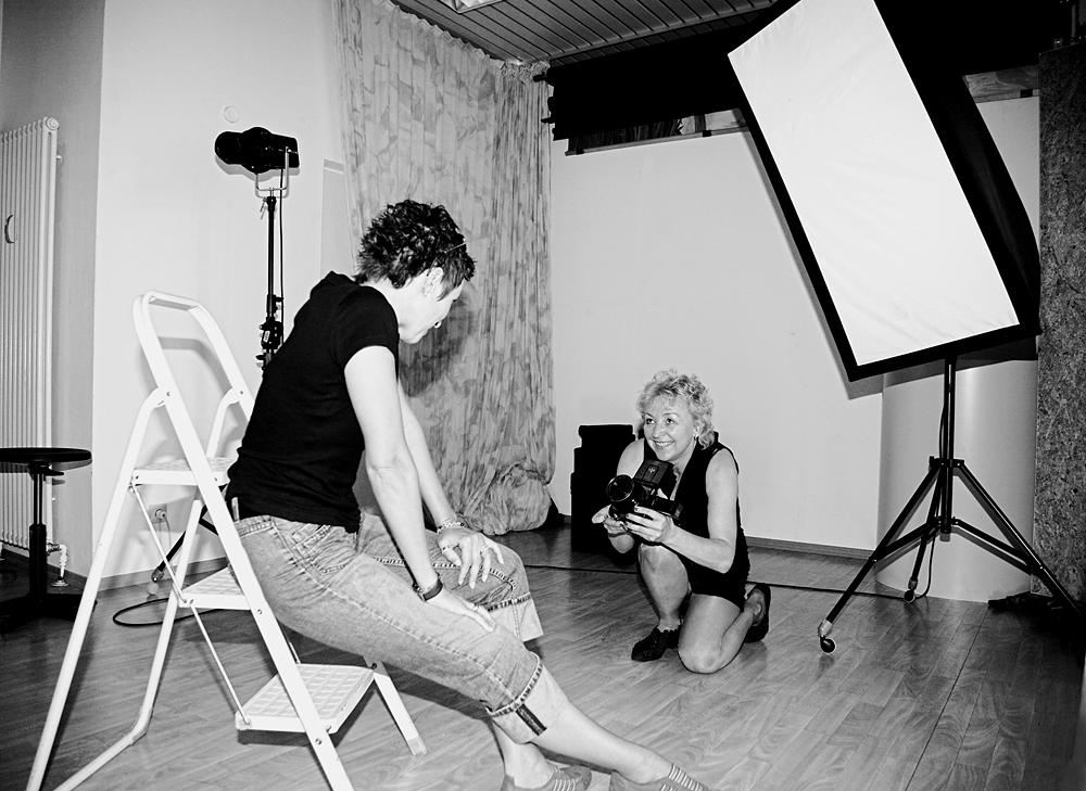 Ilse P., Fotografin