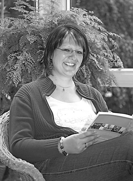 Alexandra S., Studentin mit Brustkrebs-Erkrankung