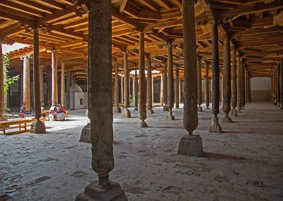 Dschuma-Moschee im Cordoba des Ostens