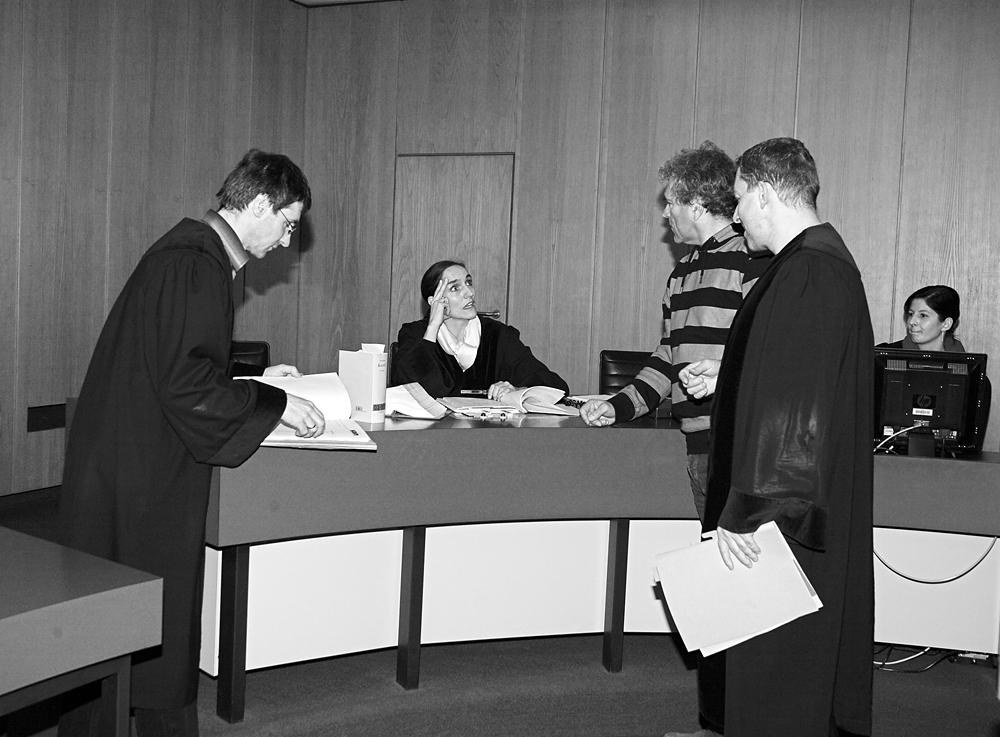 Christine W., Amtsgerichtsdirektorin