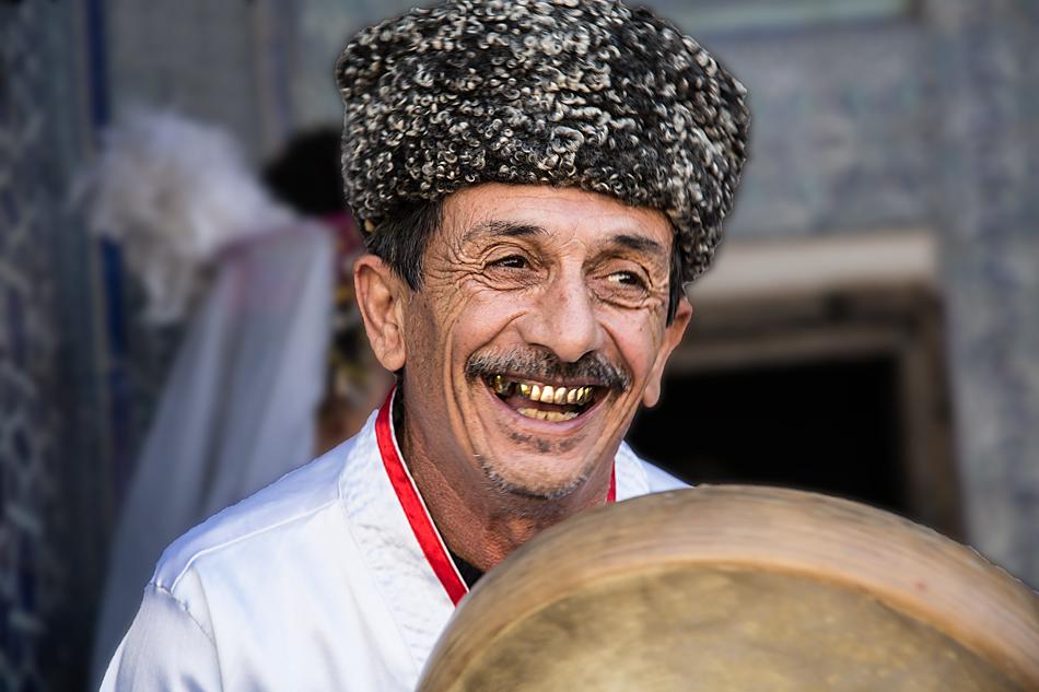Usbekistean (2) − Chiwa