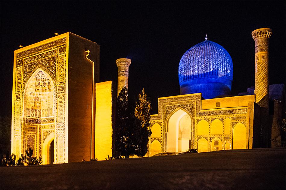 Usbekistan (4) − Samarkand