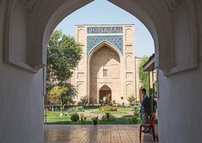 Kukeldash - Medrese