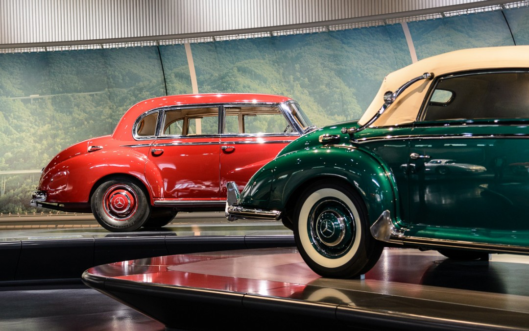 Mercedes-Benz-Museum (revisited)