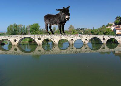 Esels-Brücke