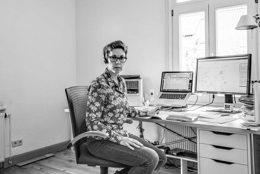 Barbara G., Beraterin und Konzeptionerin für E-Commerce